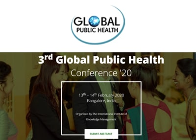 The 2 nd Global Public Health Conference 2019
