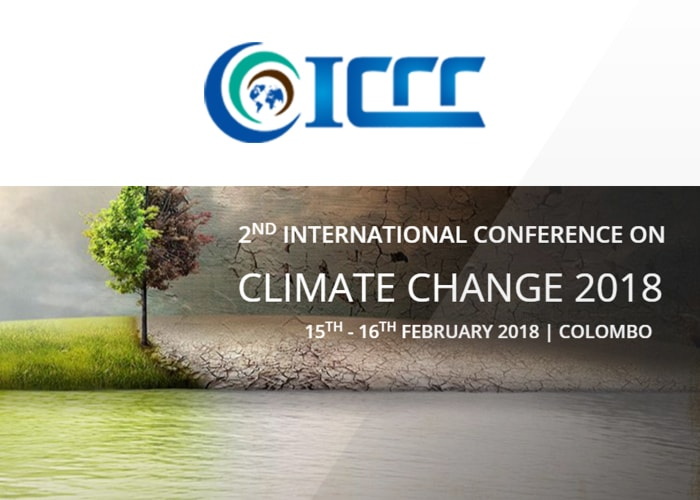 International-Conference-on-Climate-Change-2018