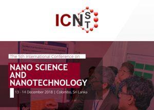 Nano science conference nanotechnology