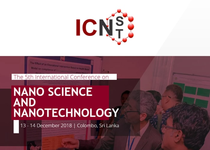 The 5th International Conference on Nano Science and Nanotechnology