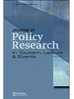 Journal-of-Policy-Research-in-Tourism,Leisure-and-Events