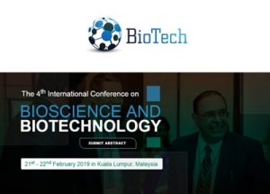 Bioscience and Biotechnology conferences