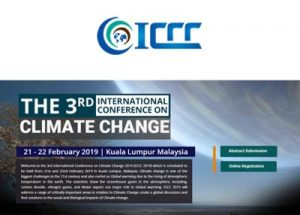 climate change conferences upcoming