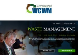 World Conference on Waste Management