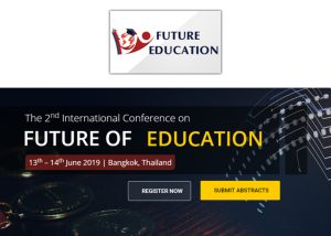 Upcoming education conferences 2019