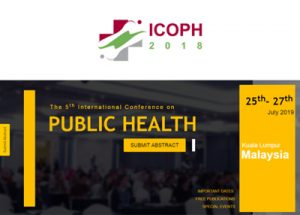 upcoming public health conferences 2019